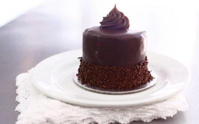 Mini Death by Chocolate