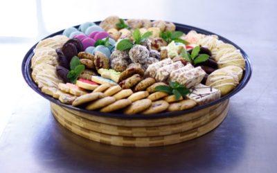 Biscuit Platter