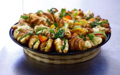 Filled Croissant Platter