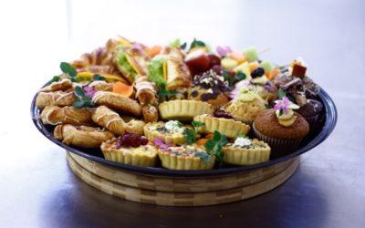 Mixed Breakfast Platter
