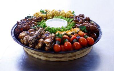 Mixed Skewer Platter