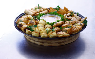 Savoury Pastry Platter