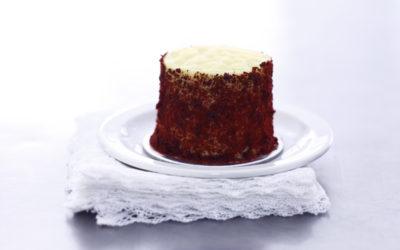 Mini Red Velvet Cheesecake