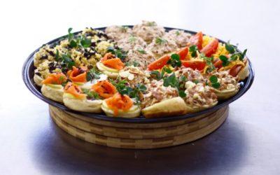 Savoury Scone Platter
