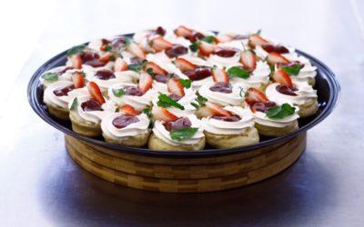 Sweet Scone Platter