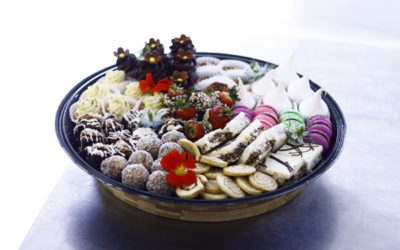 Sweets Platter