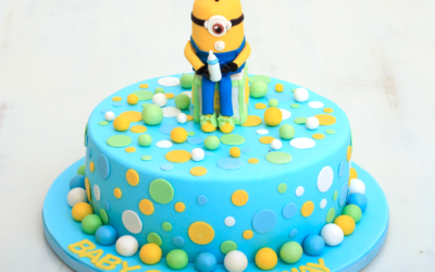Simple Baby Shower Minion
