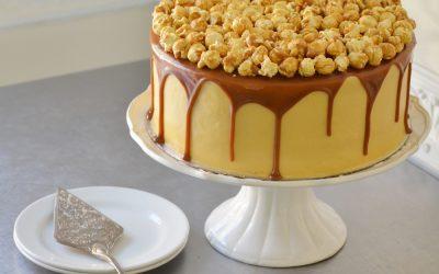 Caramel Fudge Cake