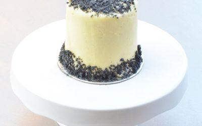 Mini Black Velvet Cake