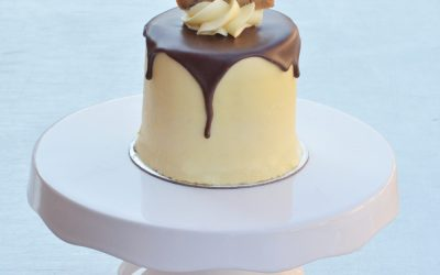 Mini Chocolate Chip Cookie Cake
