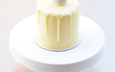 Mini French Vanilla Cake